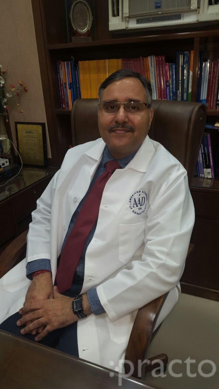Dr. Mukesh Girdhar - Dermatologist