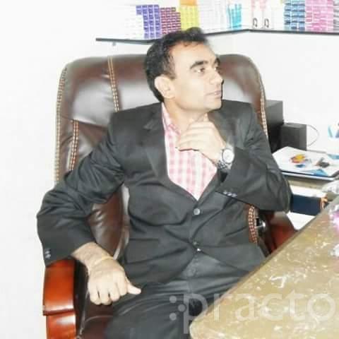 Dr. Mukesh H Kunjadiya - Homeopath