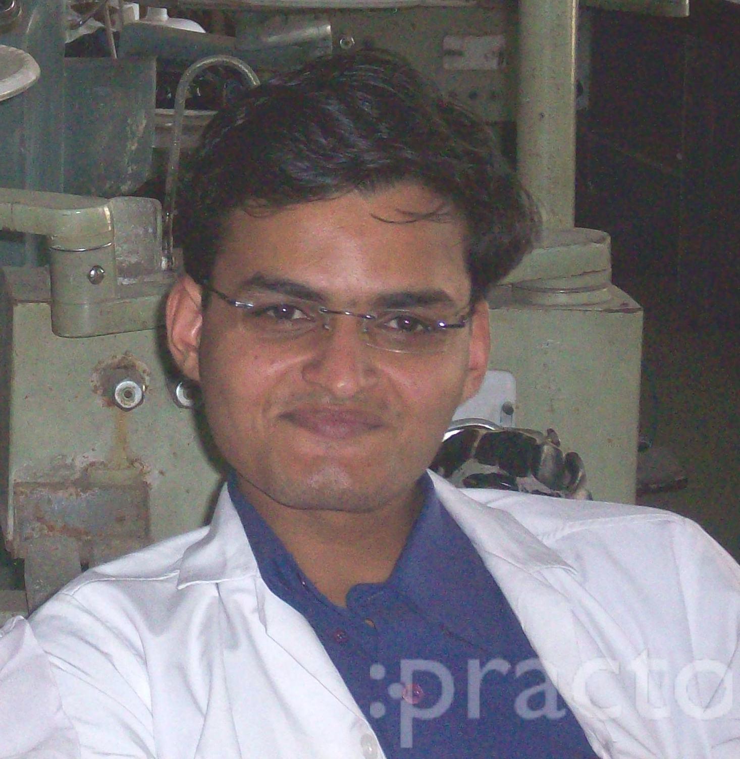 Dr. Mukesh Jangid - Dentist