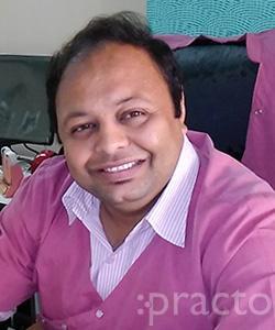 Dr. Muktesh  J.  Patel - Dentist