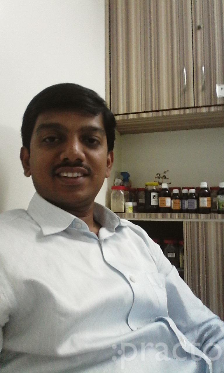 Dr. Mukund Auti - Ayurveda
