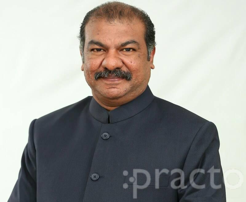 Dr. N. Ahilasamy - Ear-Nose-Throat (ENT) Specialist
