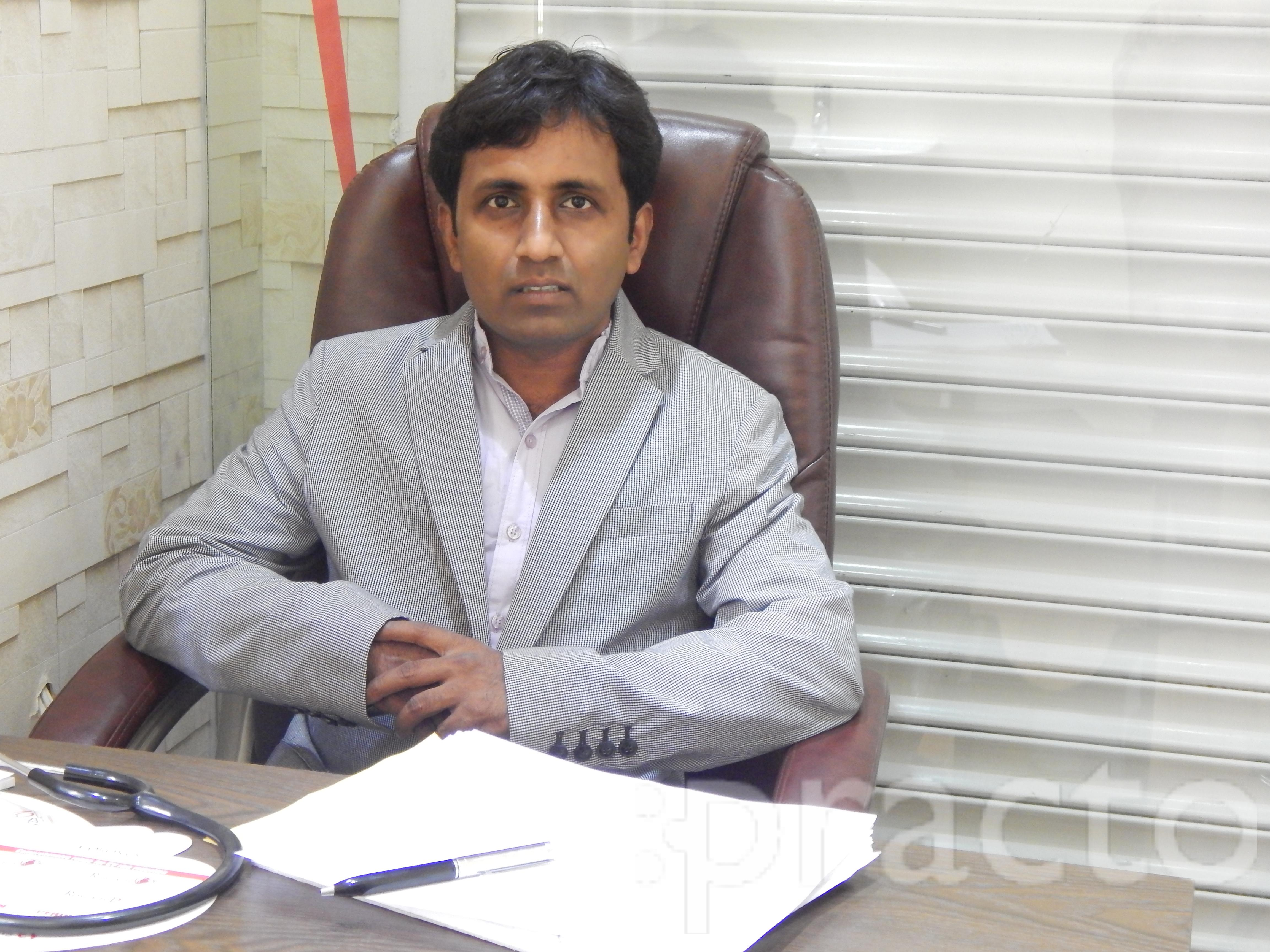 Dr. N Praveen Kumar - Diabetologist