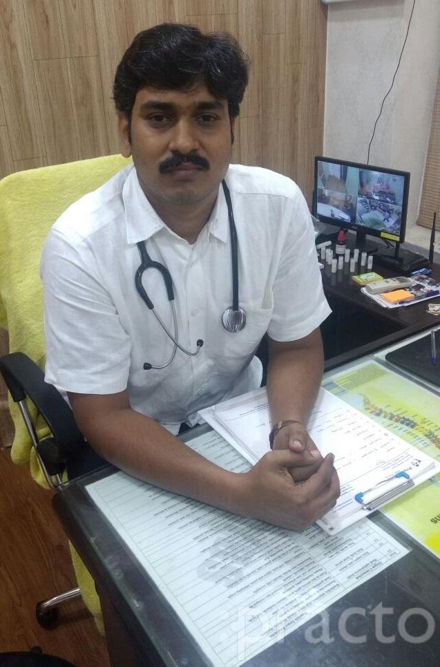 Dr. N. Saravanan - Homeopath