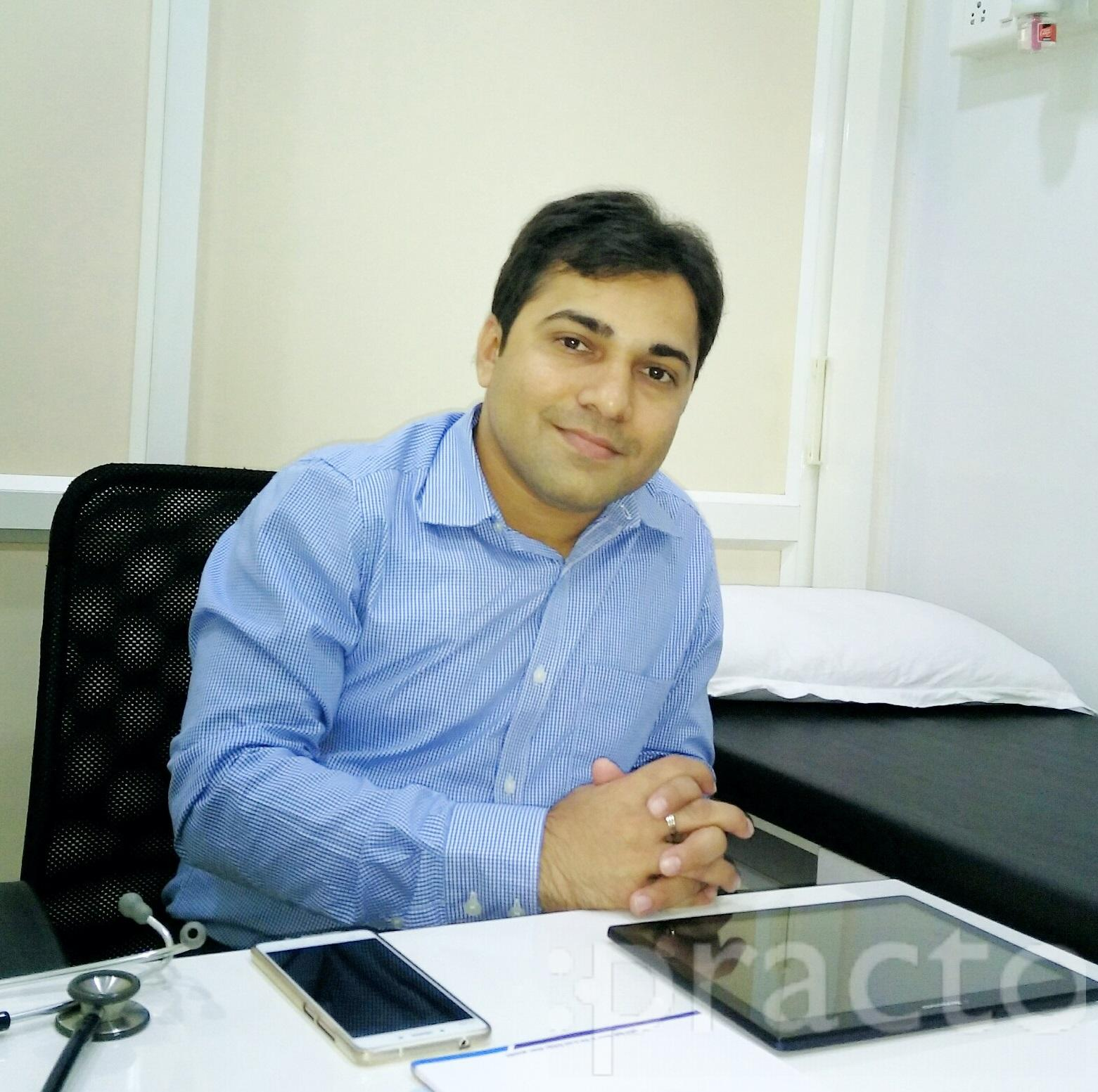 Dr. Nachiket Mahindrakar - General Physician