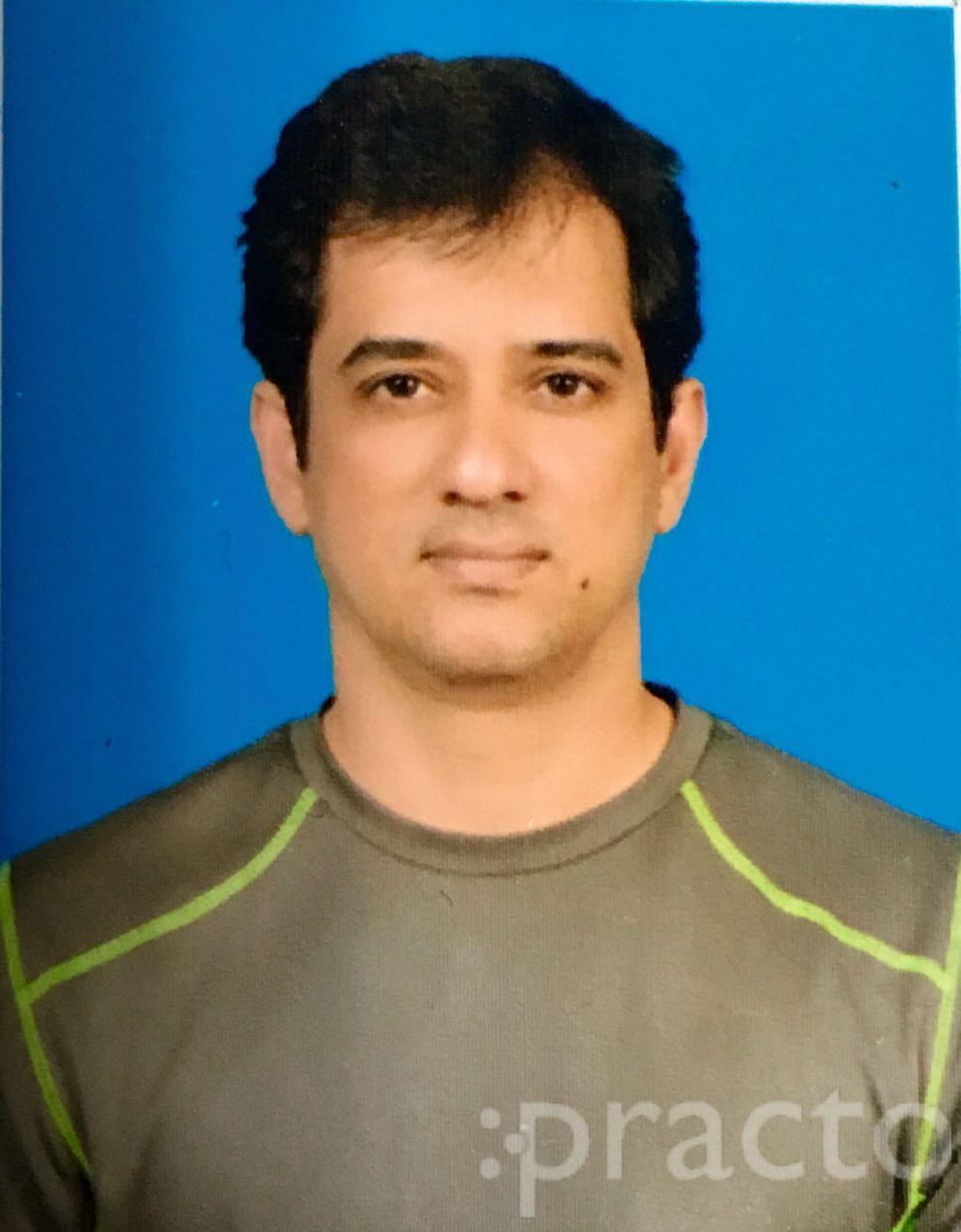 Dr. Nadeem Jeddy - Dentist