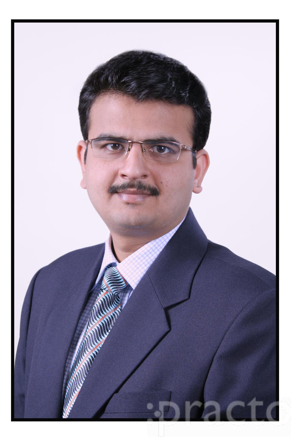 Dr. Nakul Shah - Orthopedist
