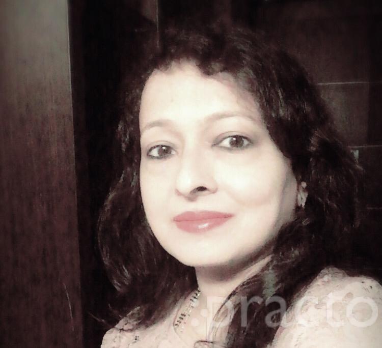 Dr. Namitha Saimanohar - Ophthalmologist