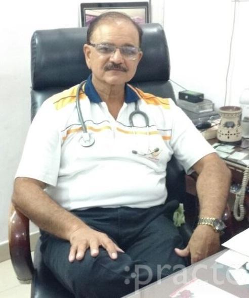 Dr. Narender Ghai - General Surgeon