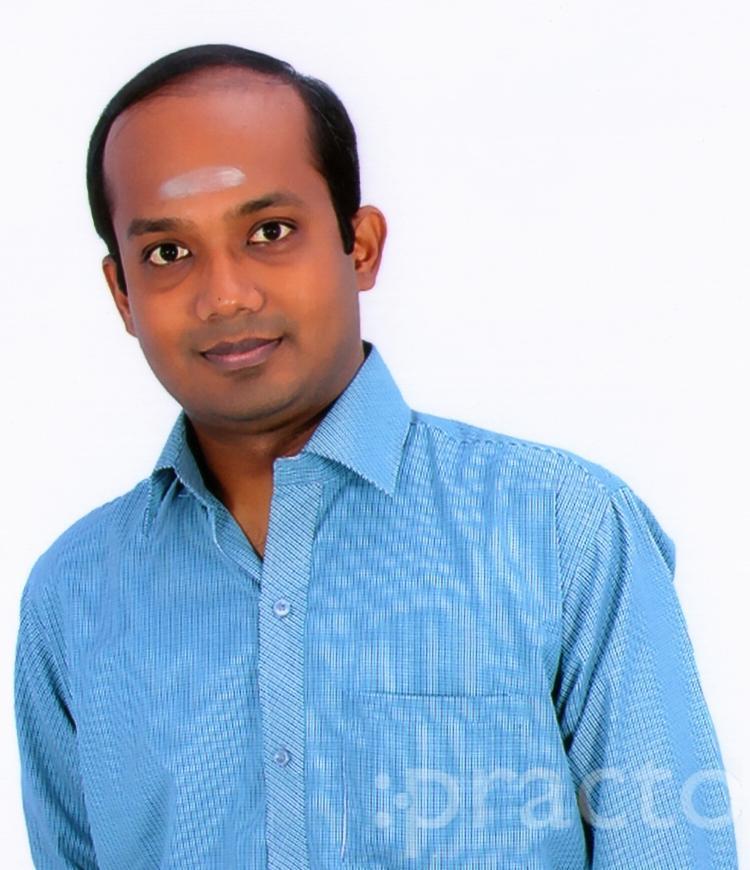 Dr. Narendranath N - Acupuncturist