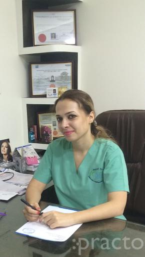 Dr. Nasim Mirdehghan - Dentist