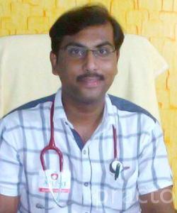 Dr. Naveen Chettupalli - Pediatrician