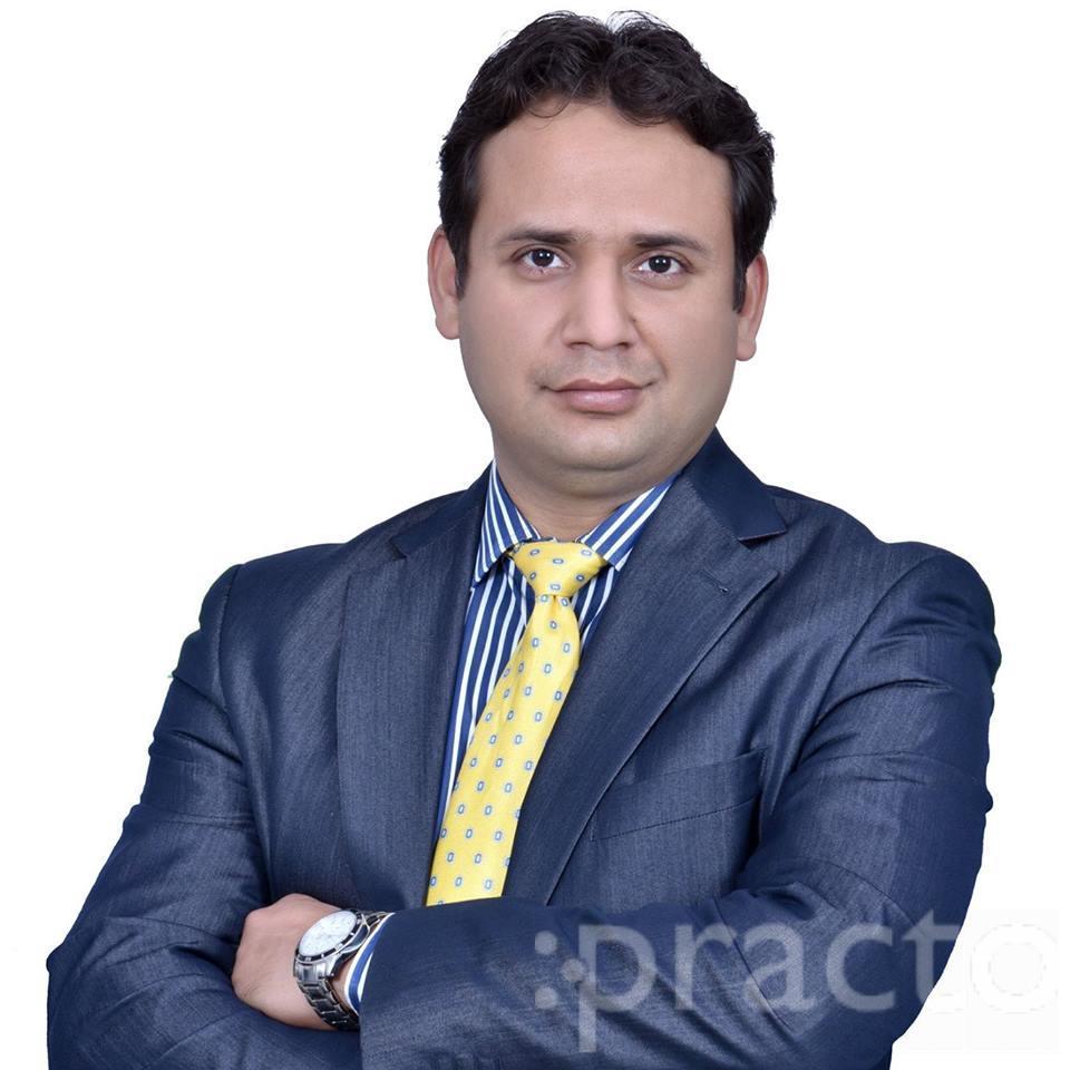 Dr. Naveen Sharma - Orthopedist