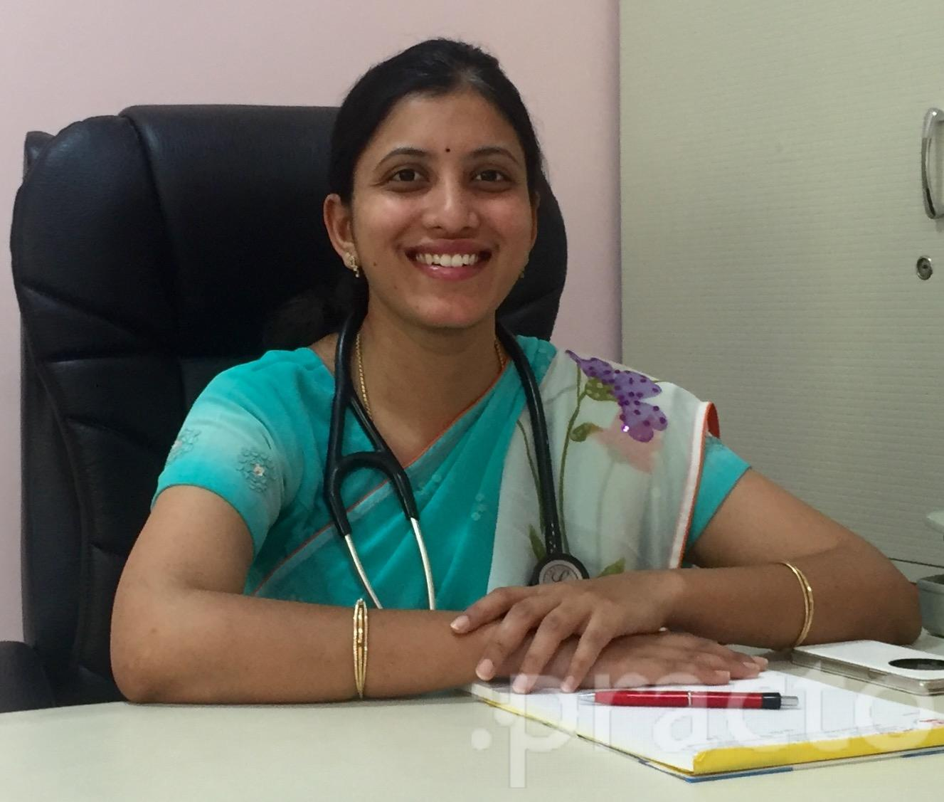 Dr. Navya B S - General Physician