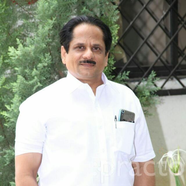 Dr. Nazim Shaikh - Orthopedist