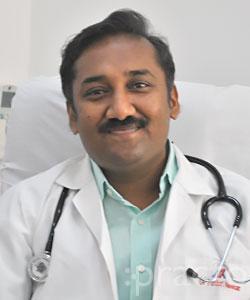Dr. Neehar Potluri - Neurologist