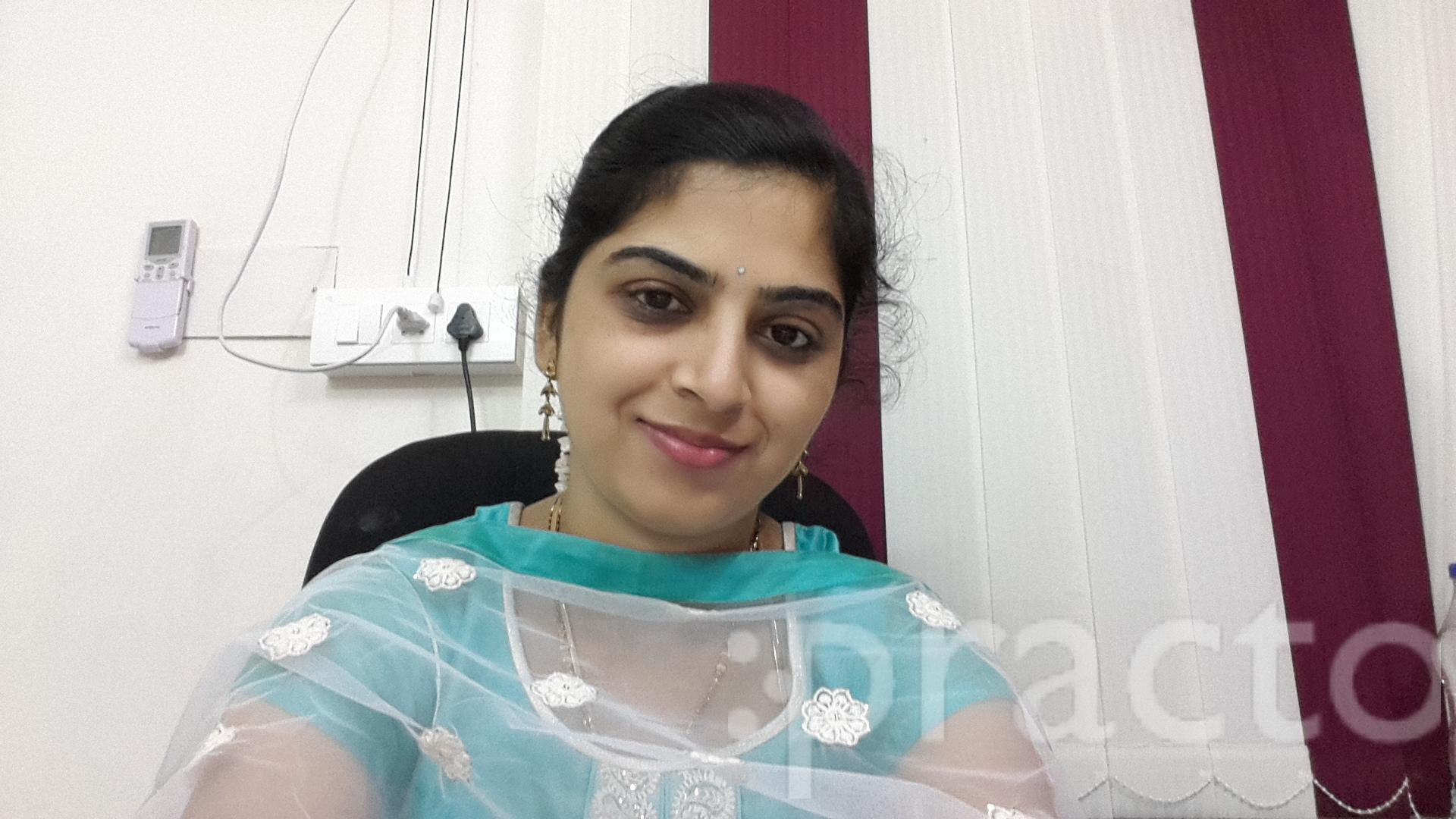 Dr. Neeharika Srinivas - Dentist