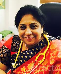Dr. Neeraja Patcha - Pediatrician