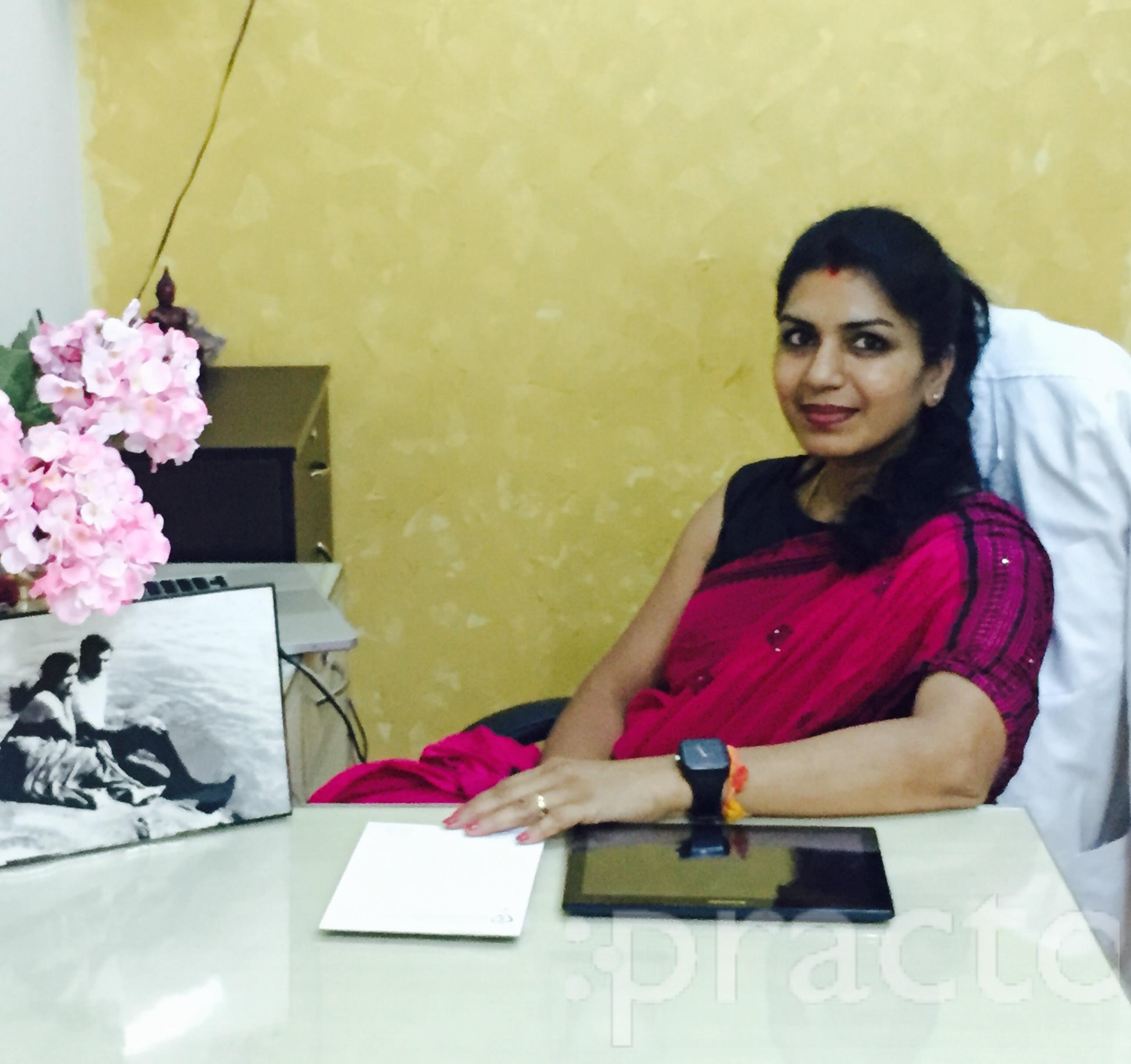 Dr. Neetu D Sahu - Dentist