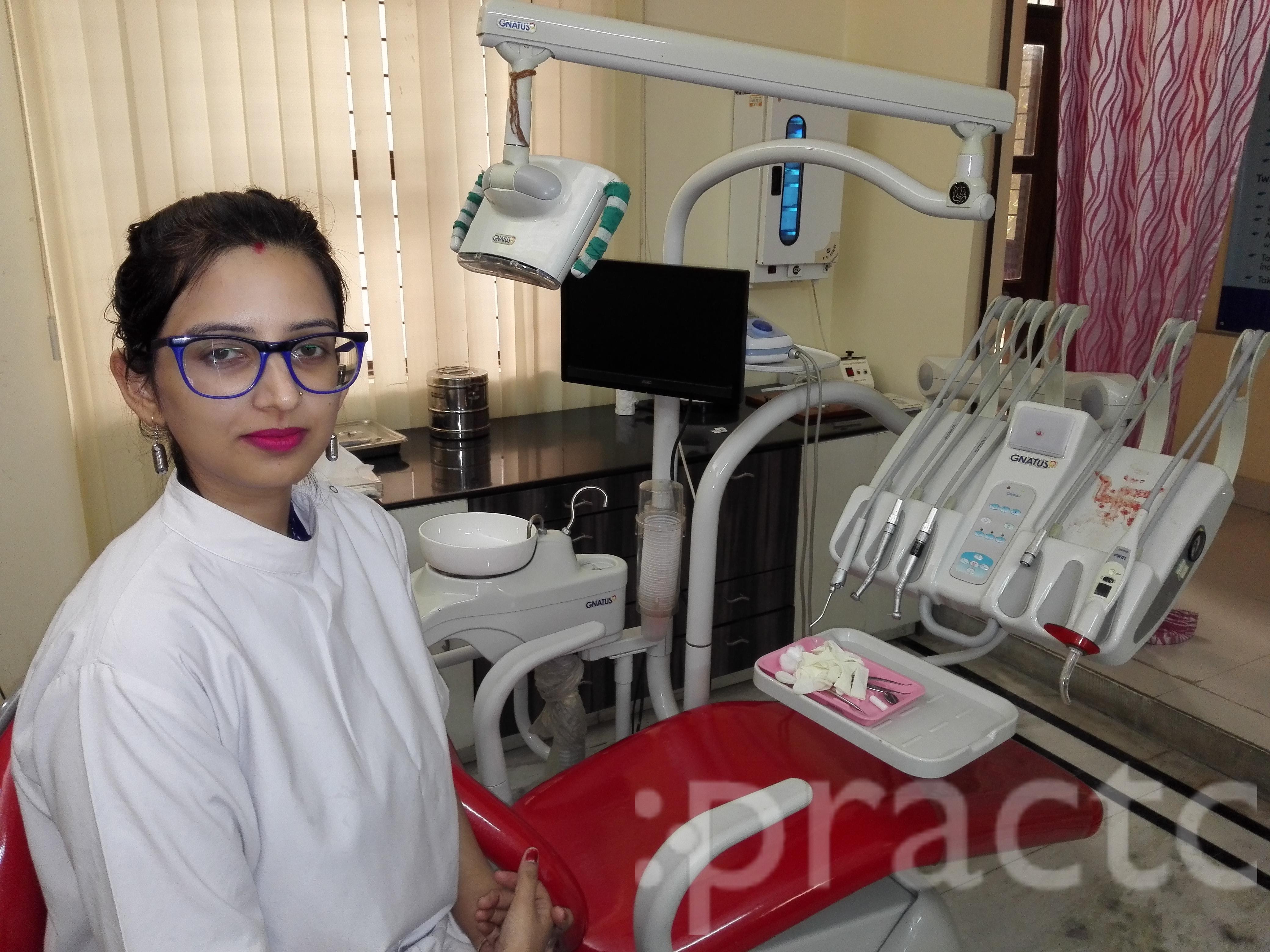 Dr. Neha Thakur - Dentist
