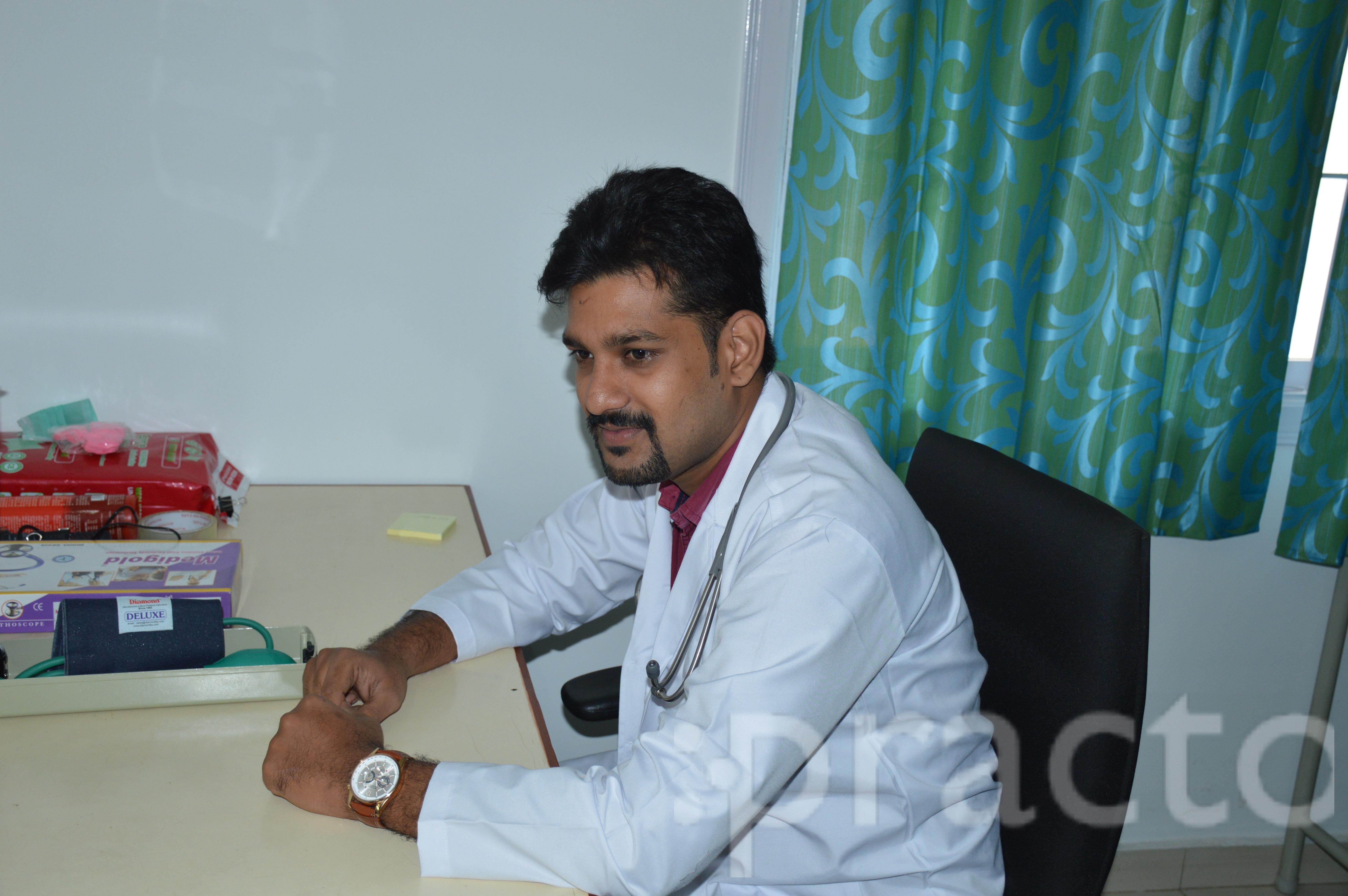 Dr. Nibin Nirmalan - Ayurveda