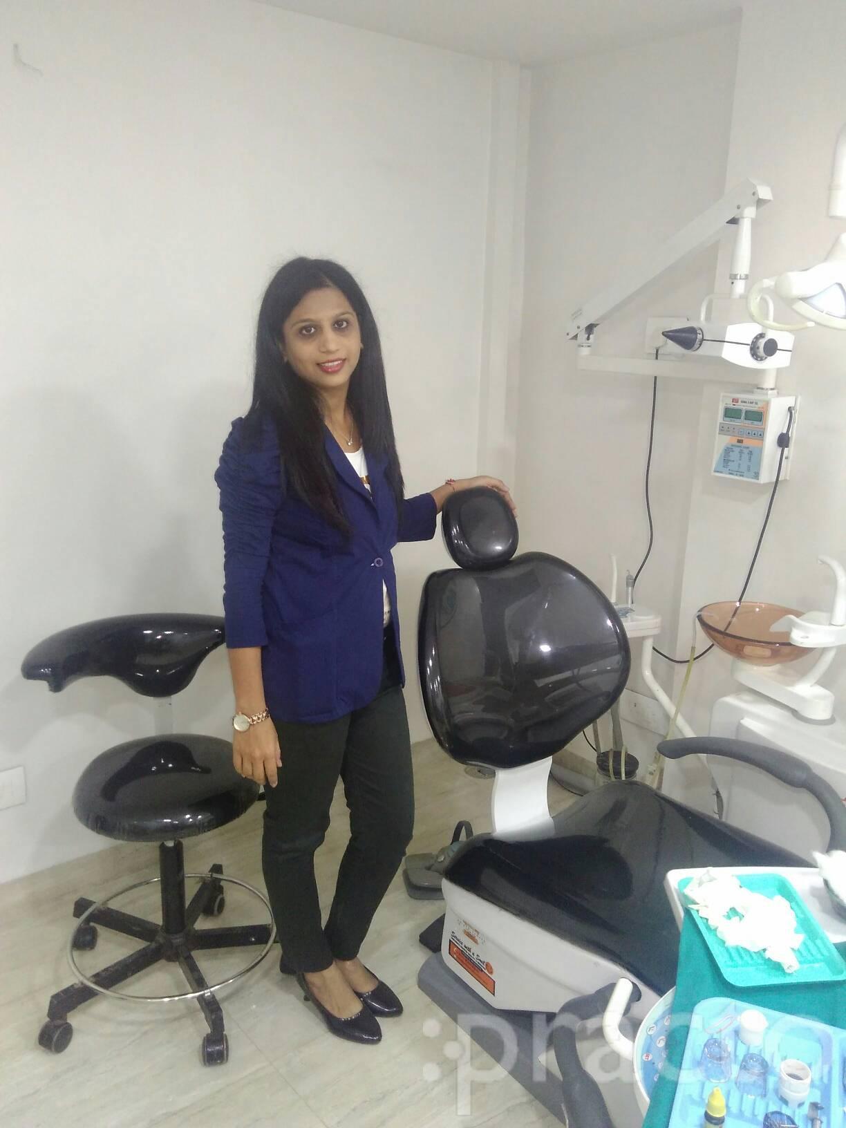 Dr. Nidhi Mehta - Dentist