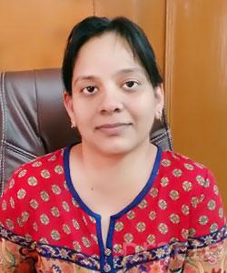 Dr. Nidhi Saxena (PT) - Physiotherapist