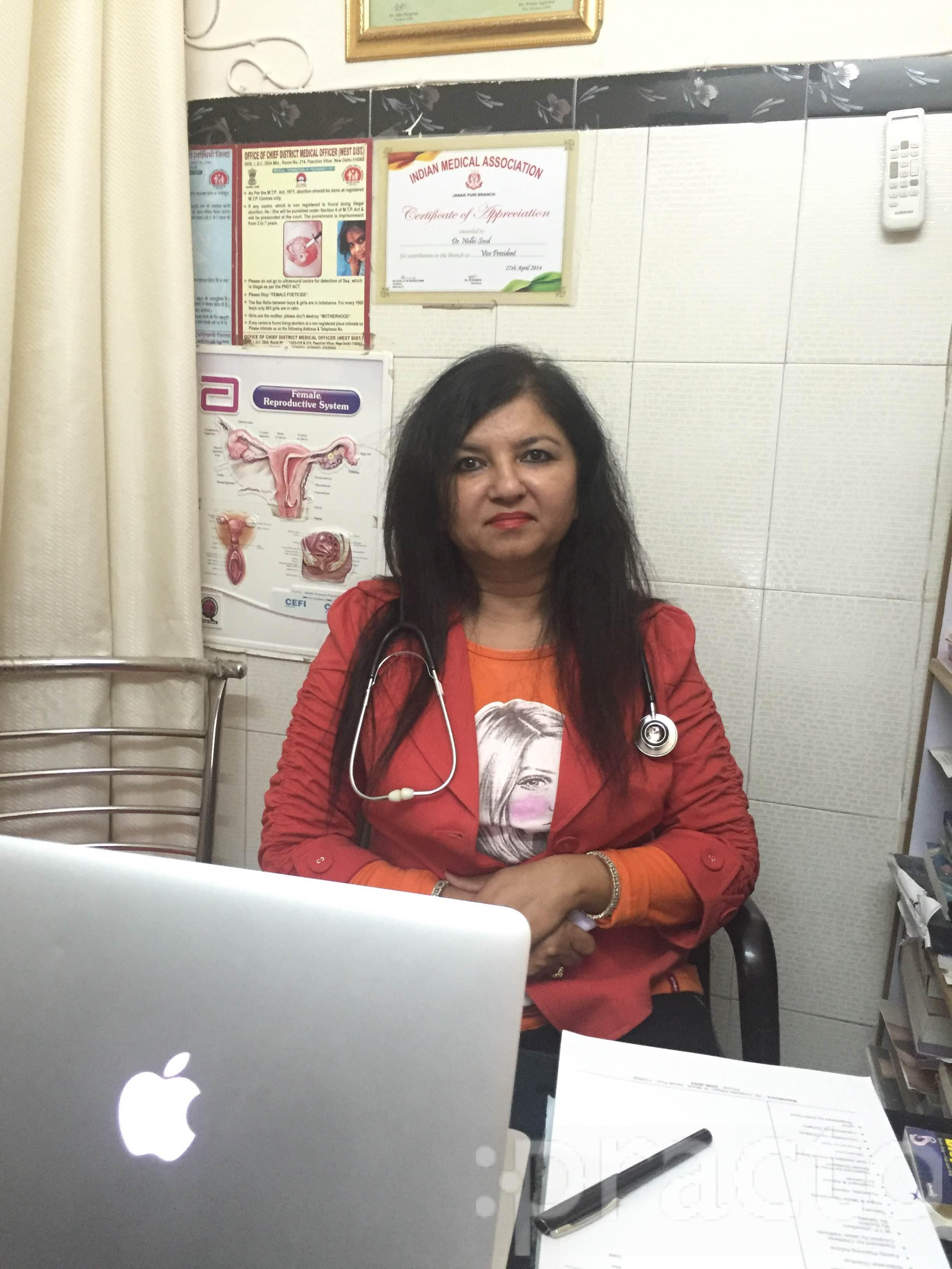 Dr. Nidhi Sood - Gynecologist/Obstetrician