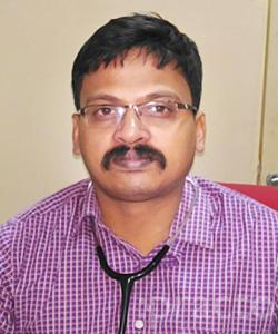 Dr. Nidhin Mohan - General Physician