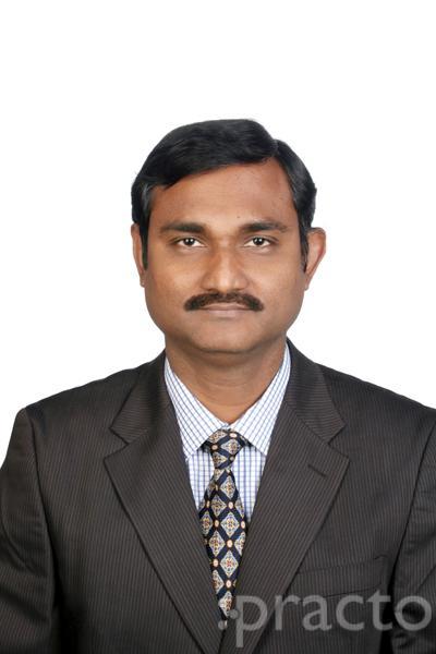 Dr. Nihar Ranjan Pradhan - Vascular Surgeon