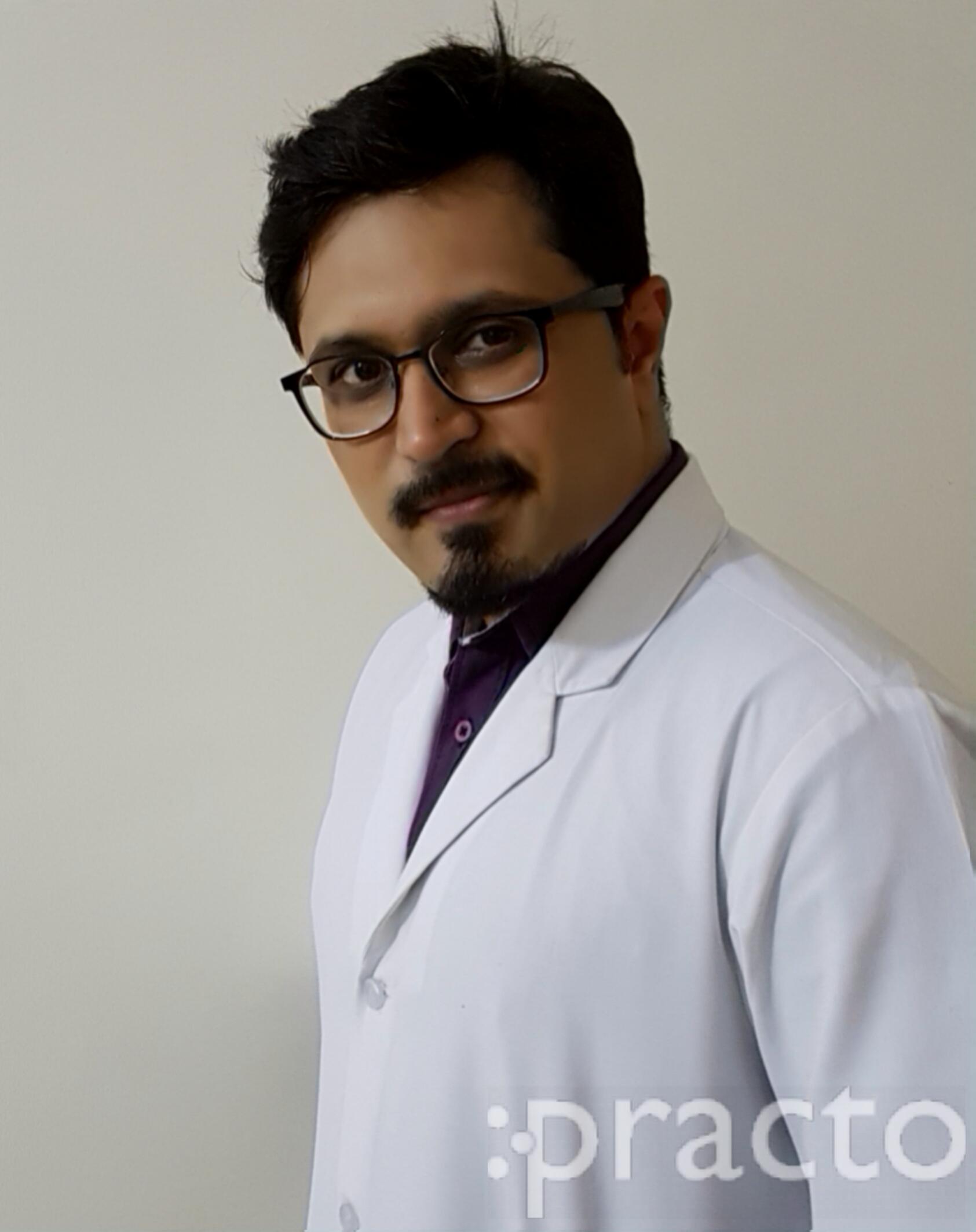 Dr. Nihar Soni - Dentist
