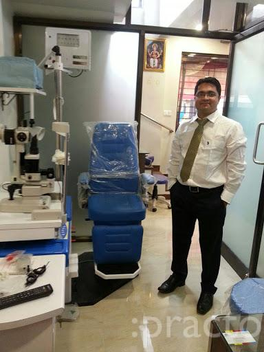 Dr. Niket P Sheth - Ophthalmologist