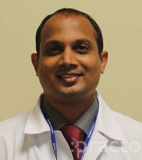 Dr. Nilesh Chordiya - General Surgeon
