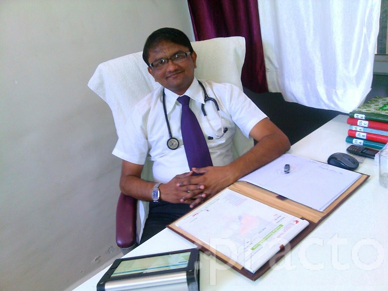 Dr. Nilesh Tayade - Diabetologist