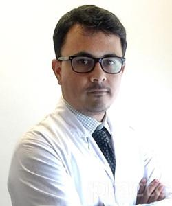 Dr. Nimit B. Dhabalia - Radiologist