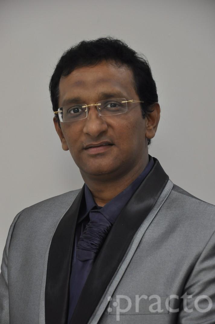 Dr. Nirav  Rohit  Agrawat - Ophthalmologist