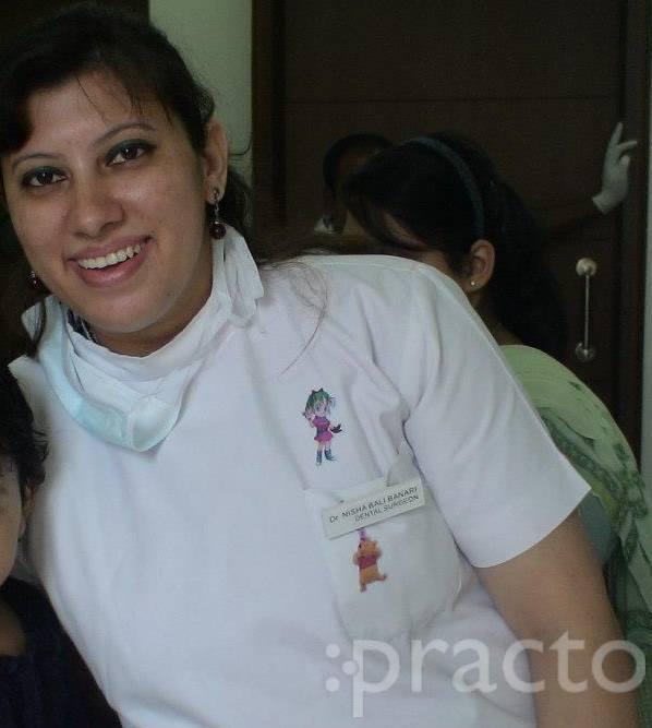 Dr. Nisha Bali - Dentist
