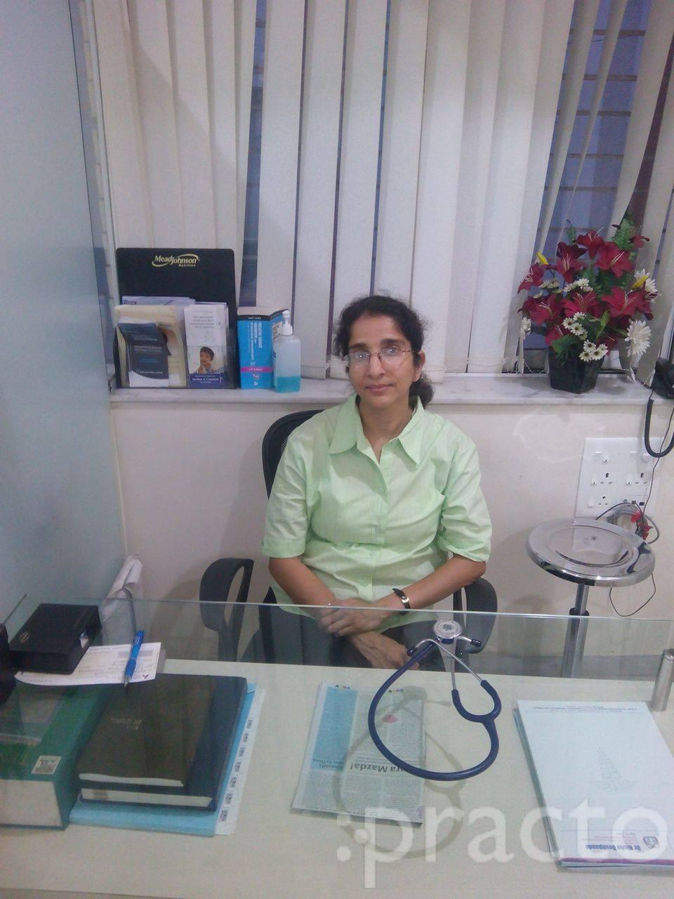 Dr. Nisha Deshpande - Pediatric Neurologist