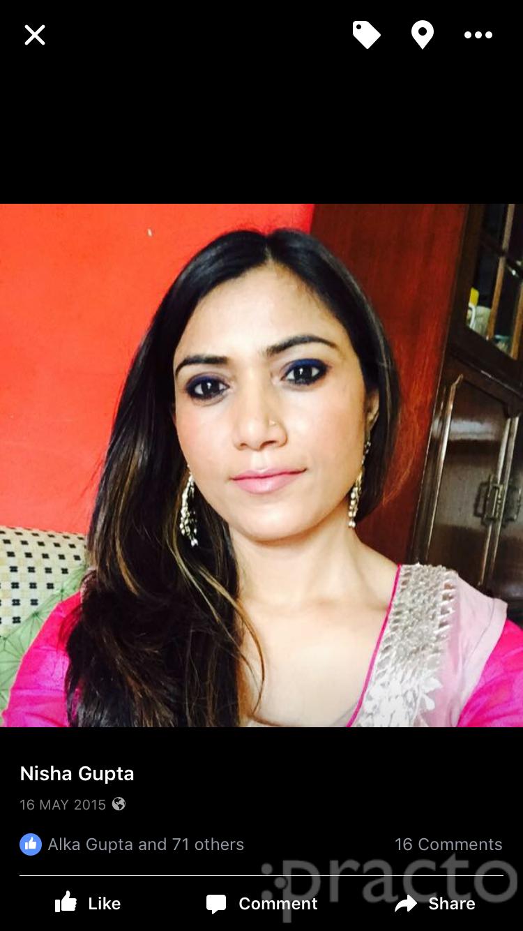 Dr. Nisha Gupta - Radiologist
