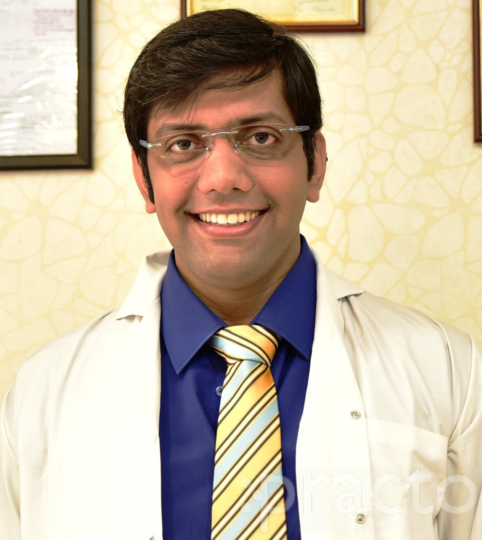 Dr. Nishant Gandhi - Dentist