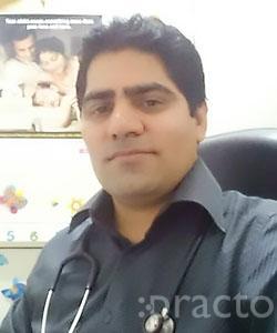 Dr. Nishant Mahajan - Pediatrician