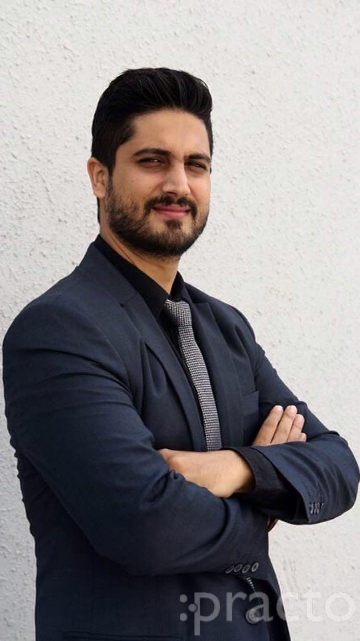 Dr. Nitin Ahuja - Dentist