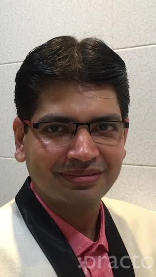 Dr. Nitin H Shah - Gynecologist/Obstetrician