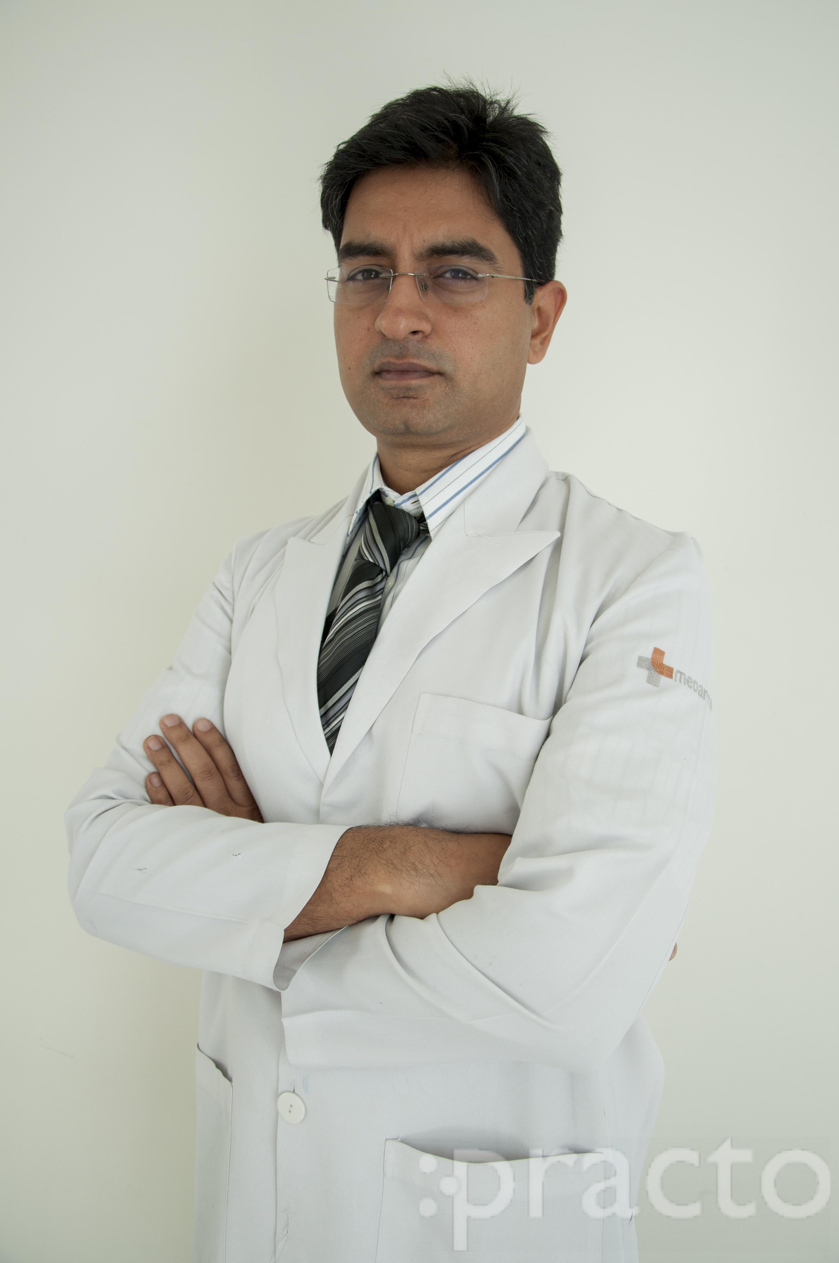 Dr. Nitin Sood - Oncologist