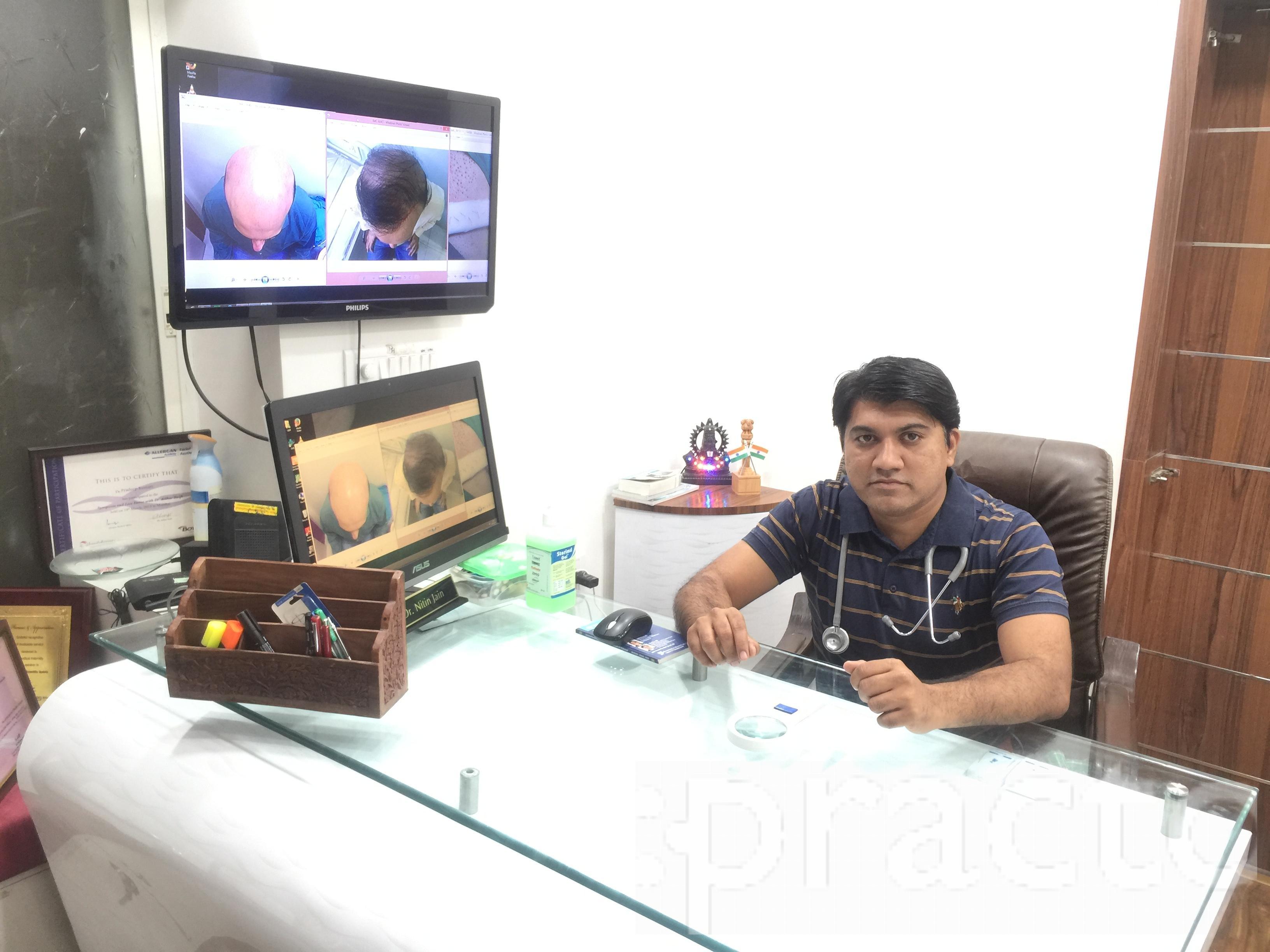 Dr. Nitin Subhashrao Jain - Dermatologist