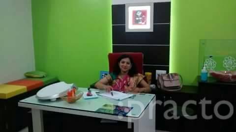 Dr. Nivedita Oswal - Pediatrician