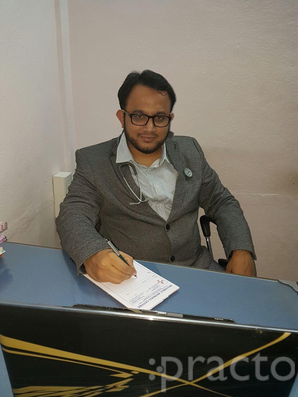 Dr. Nomaan Siddiqui - Homoeopath