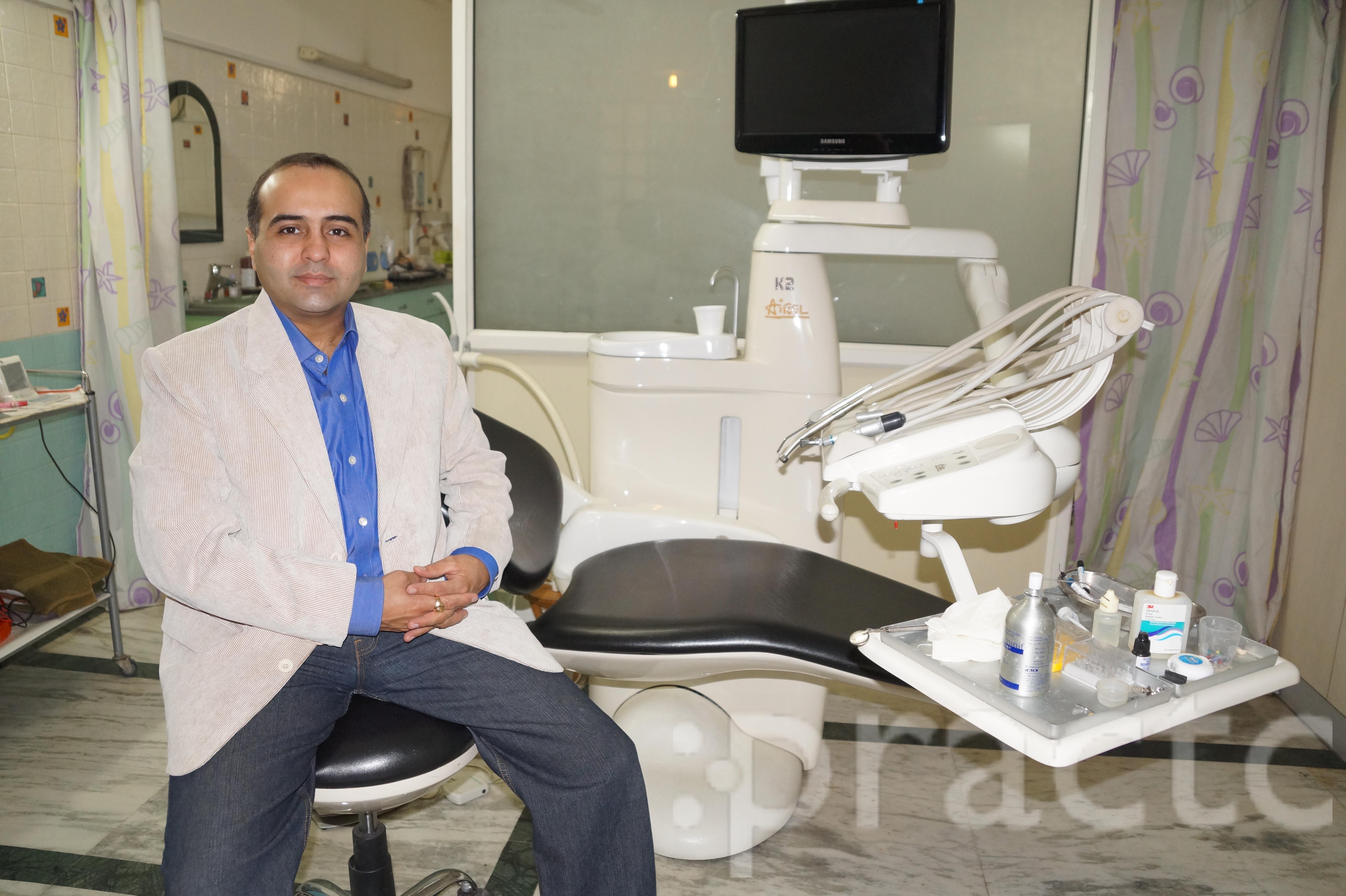 Dr. Opinder Singh Thind - Dentist