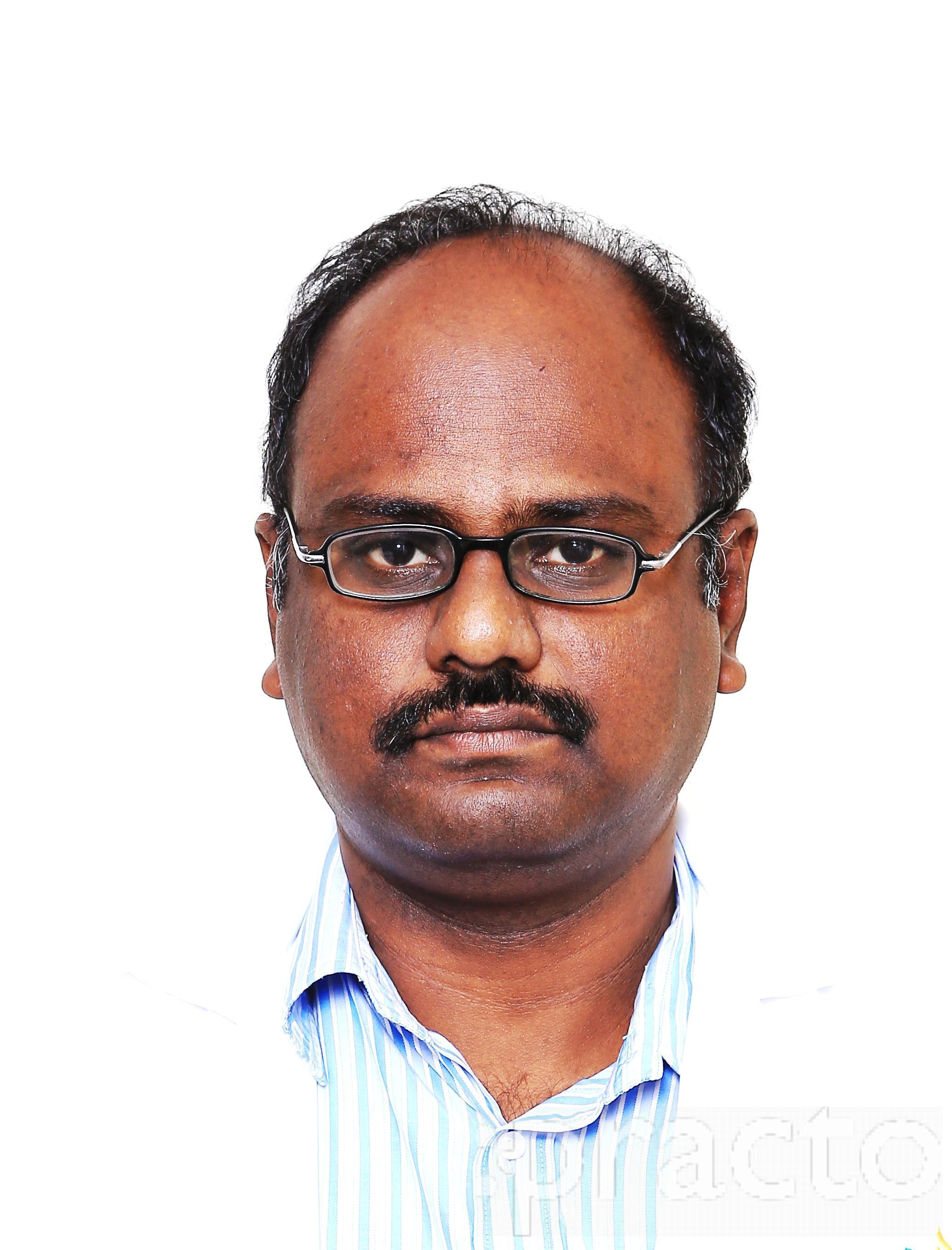 Dr. P Dhanashekar - Oncologist