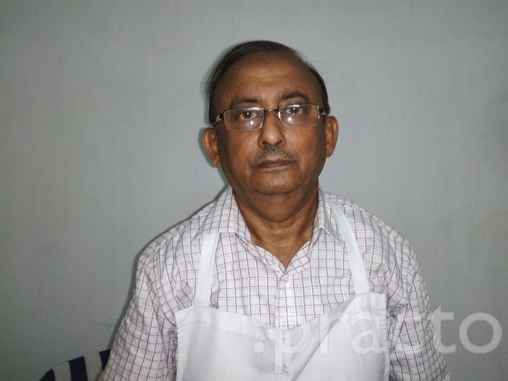 Dr. P.K. Haldar - Dentist